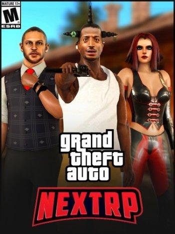 GTA: San Andreas - NEXT RP