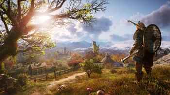 Assassin's Creed Valhalla от xatab
